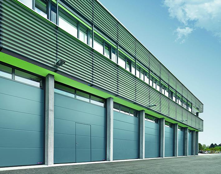 Portes industrielles : comment bien les choisir ?