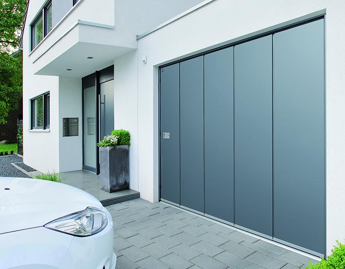 Combien coûte l'installation de portes de garages automatiques ? (Dossier complet)